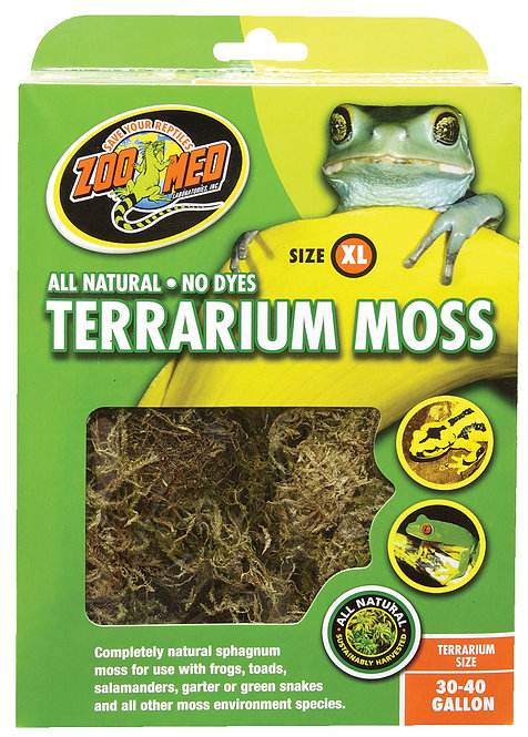 Zoo Med Terrarium Moss 30-40 G XLG