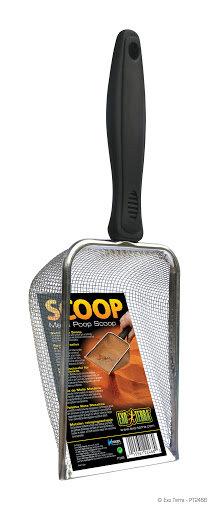 Exo Terra Stailess Steel Scooper-V