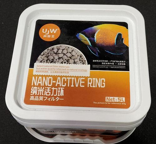 UJW Nano-Active Ring 5L