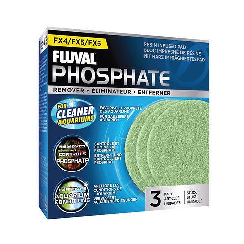 Fluval FX4/FX5/FX6 Phosphate Remover 3Pk