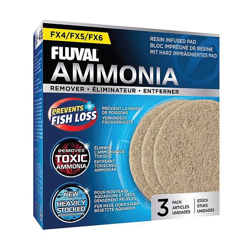 Fluval Fx4/Fx5/Fx6 Ammonia Remover 3Pack
