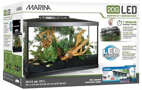 Marina Led Aquarium Kit 20G