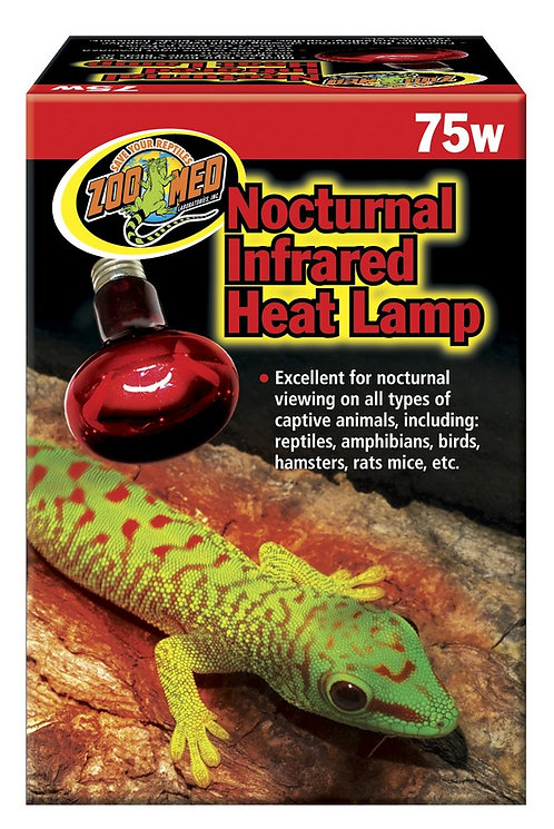 Zoo Med Red Infrared Heat Lamp
