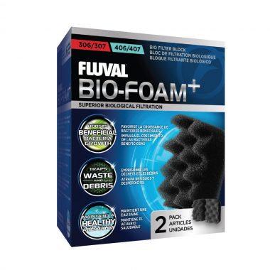 Fluval Bio-Foam + 306/406, 307/407 2Pk