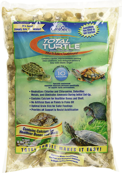 CaribSea Total Turtle Coarse 10 lb