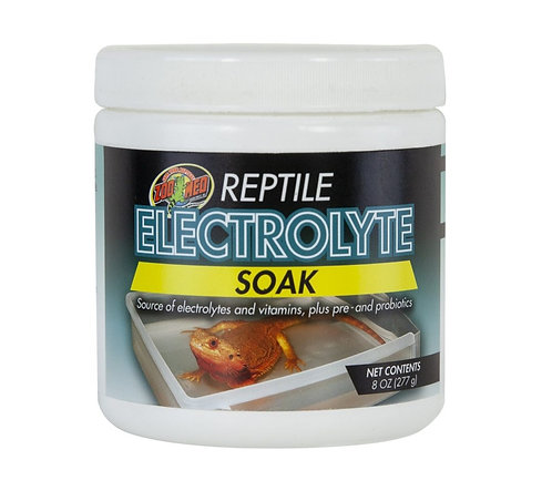 Zoo Med Reptile Electrolyte Soak