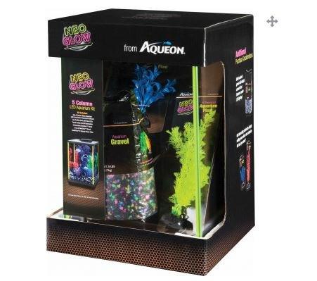 Aqueon Led Kit Neoglow Lime Green Column 5 G