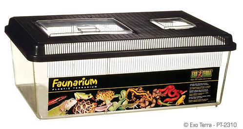 "Exo Terra Faunarium Plastic Terrarium 18"" x 12"" x 6 1/2"""