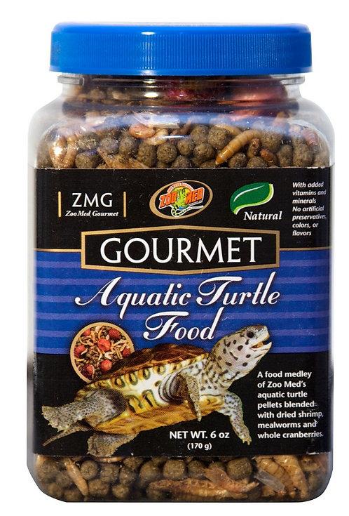 Zoo Med Gourmet Aquatic Turtle Food
