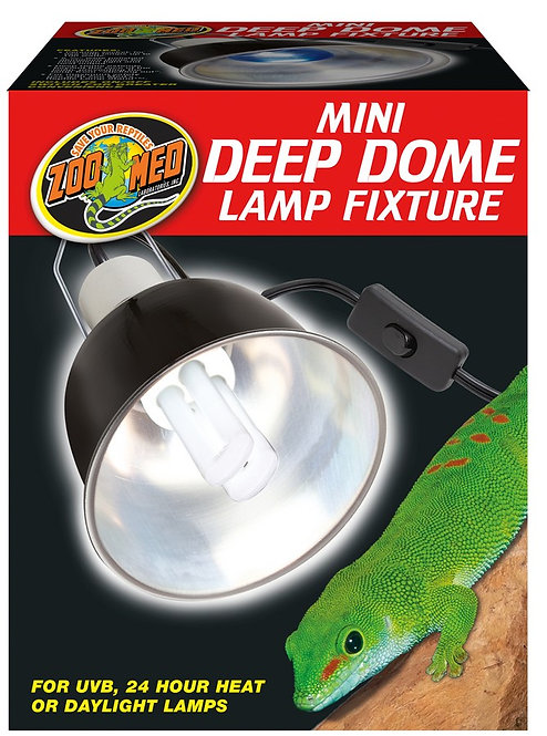 Zoo Med Mini Deep Dome Lamp