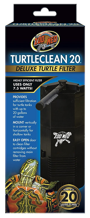 Zoo Med Turtleclean Deluxe Filter