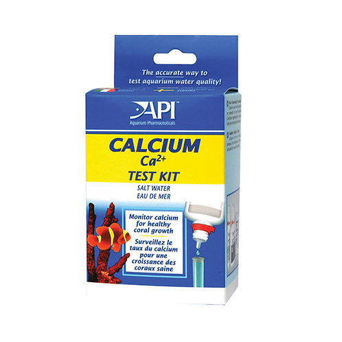 Api Calcium Test Kit To 20mg/Litre Each
