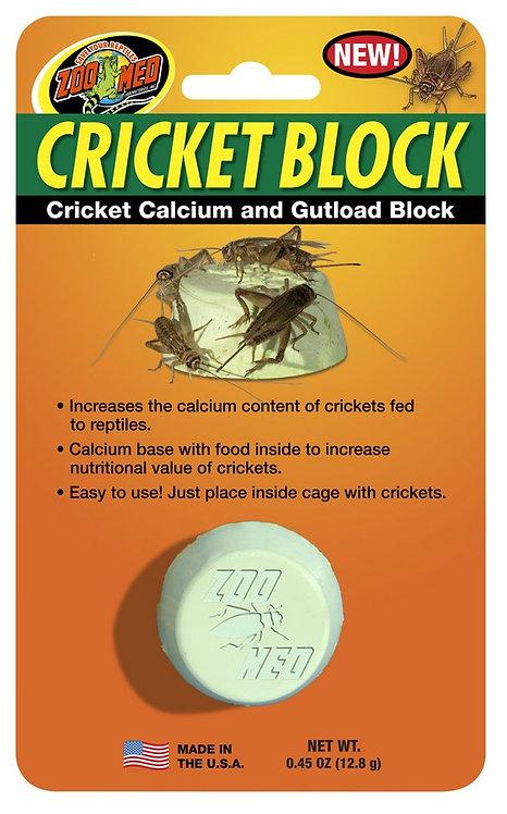 Zoo Med Cricket Block Gut Load - Regular
