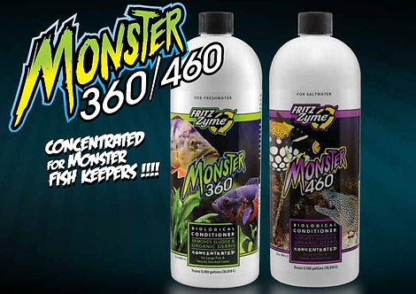 FritzZyme MONSTER Conditioner 360 & 460