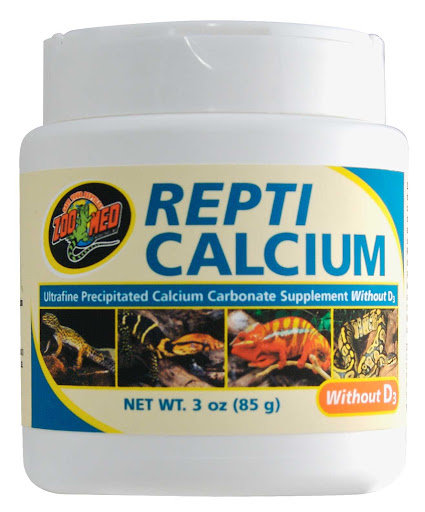 Zoo Med ReptiCalcium Without D3