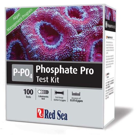 Red Sea Phosphate Pro Test Kit