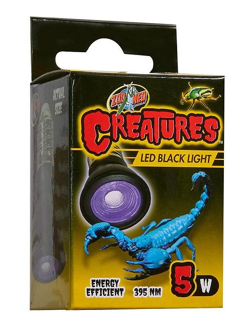 Zoo Med Creatures Black Light 5W