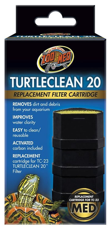 Zoo Med Turtleclean Replacement Filter Cartridge