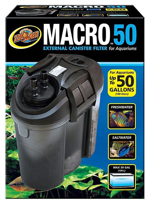 Zoo Med Nano 50 Canister Filter