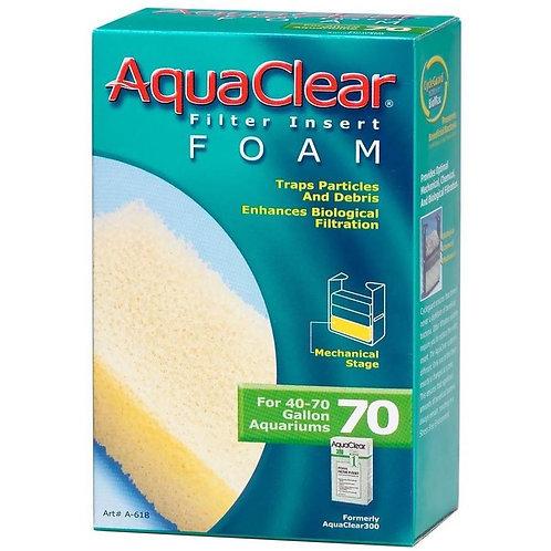 Aqua Clear Foam Filter Insert 70