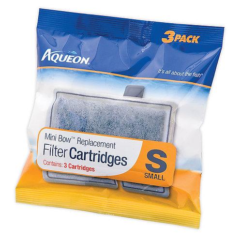 Aqueon Small Cartridge 3 Pack