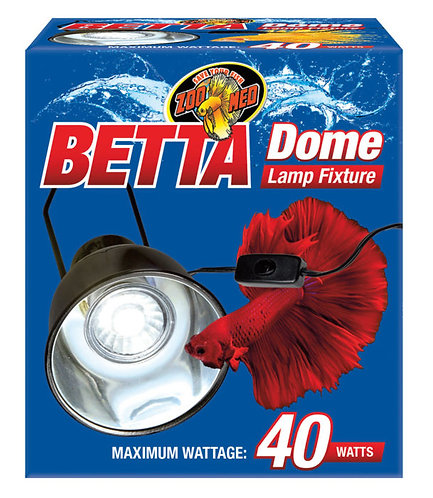 Zoo Med Betta Dome Lamp fixture 40W