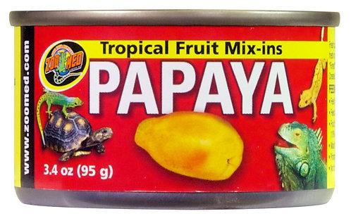 ZooMed Tropical Fruits Papaya 3.4oz