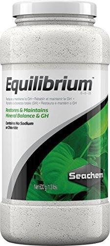 Seachem Equilibrium 600g