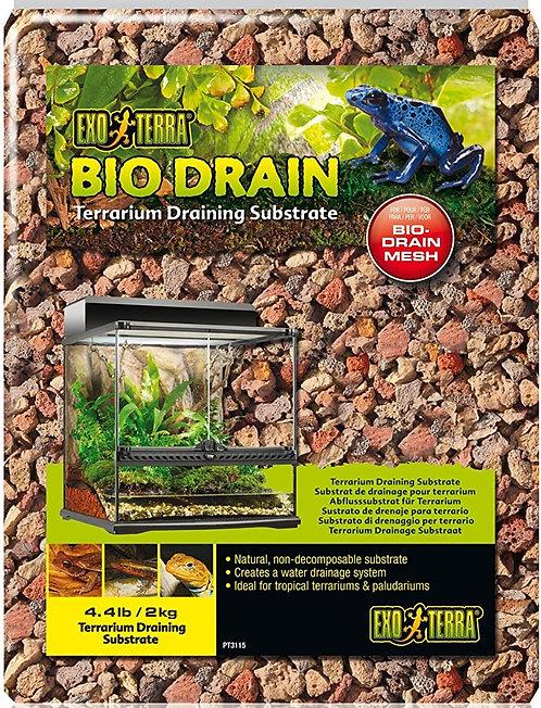 Exo Terra BioDrain Terrarium Substrate 2kg