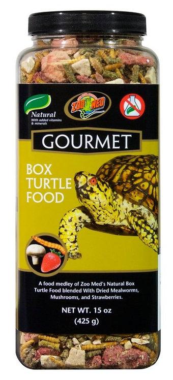 Zoo Med Gourmet Box Turtle Food 15oz