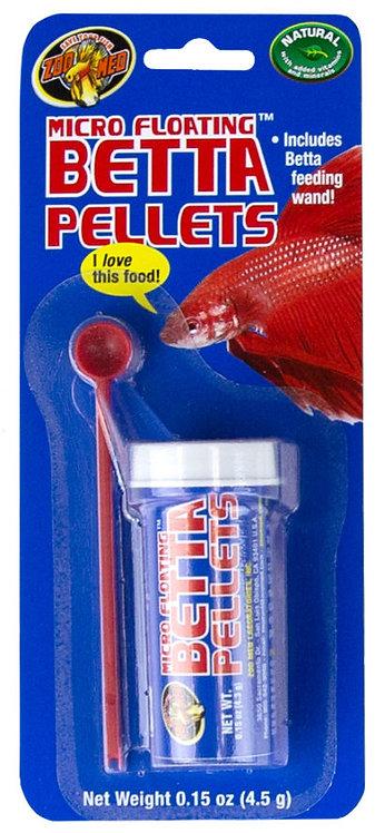 Zoo Med Betta Micro Floating Pellets