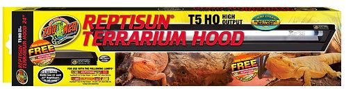 Zoo Med ReptiSun T-5 HO Terrarium Hood