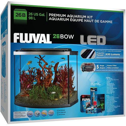 Fluval Bow Led Aquarium Kit 26 Gal