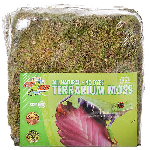 ZooMed Terrarium Moss Mini Bale