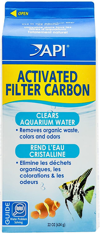 Api Activated Filter Carbon 23 oz