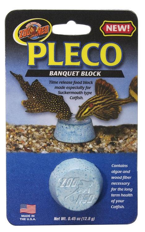 Zoo Med Pleco Banquet Block 0.45oz