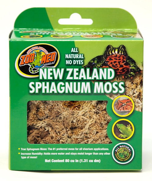 Zoo Med New Zealand Spagnum Moss