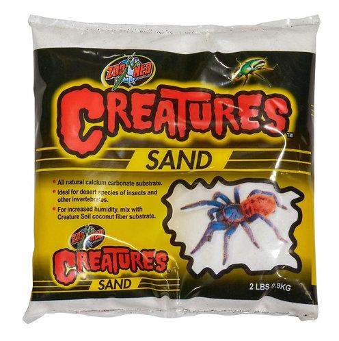 Zoo Med Creatures Sand - Desert White 2 lb