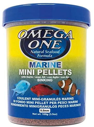 Omega One Marine Mini Pellets
