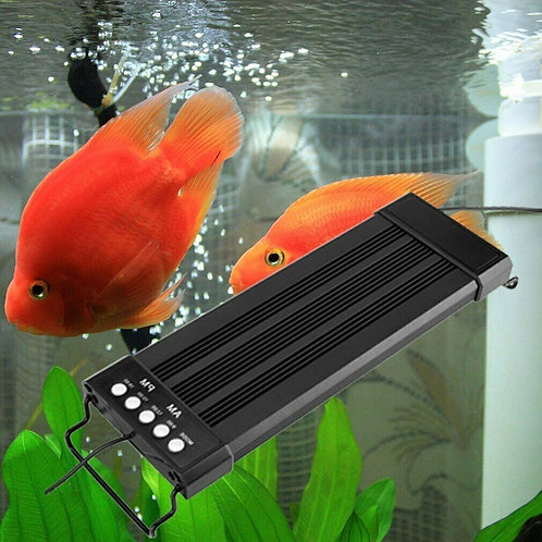 Day and Night Freshwater Aquarium LED Light With Timer 24 Hours