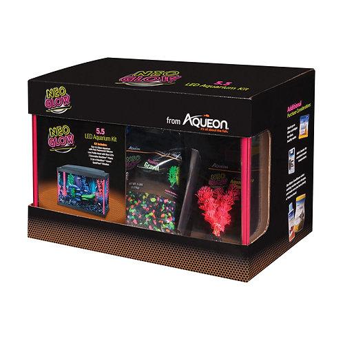Aqueon Led Kit Neoglow Pink 5.5 G