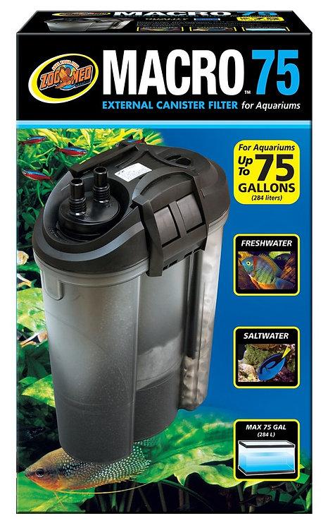Zoo Med Nano 75 Canister Filter