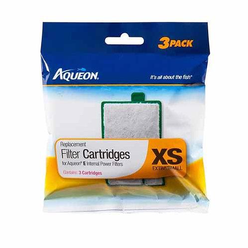 Aqueon Xsmall Cartridge 3 Pack