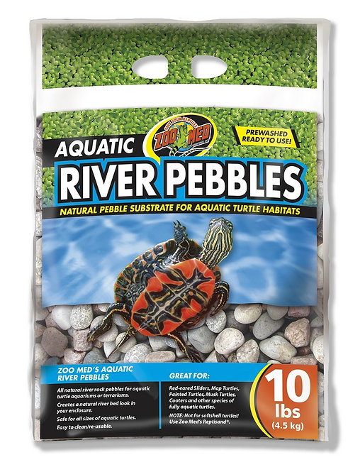 Zoo Med Turtle River Pebbles Substrate