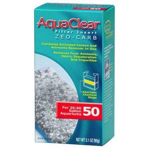 Aquaclear Filter Insert Zeo-Carb 50