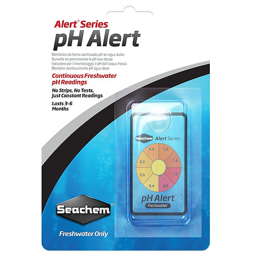 Seachem Ph Alert Stick On 3-6Months