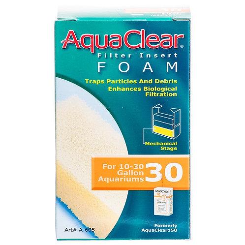 Aquaclear Filter Insert Foam 30