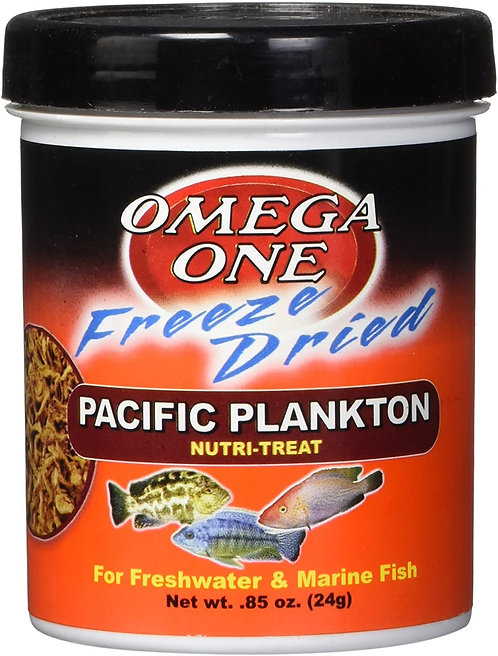 Omega One Freeze Dried Nutri-Treats Plankton .85oz