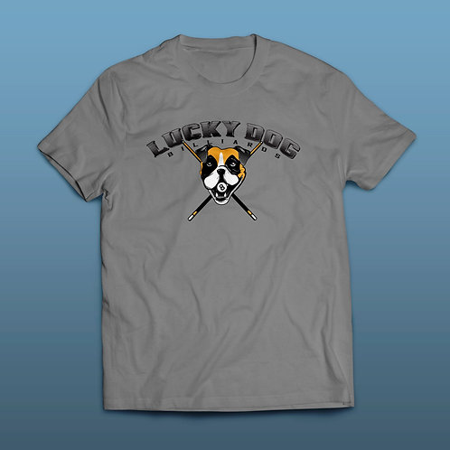 Limited Edition Lucky Dog 8ball-T