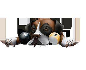 lucky dog logo